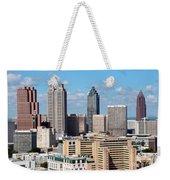 Downtown Atlanta Weekender Tote Bag