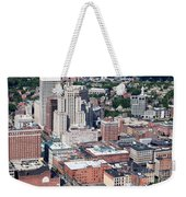Downtown Providence Rhode Island Weekender Tote Bag