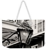 Dressed For The Party - Expresso Toned Weekender Tote Bag