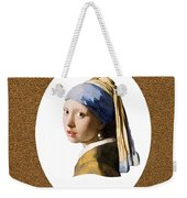 Dutch Beauty Weekender Tote Bag