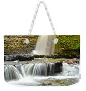 Eagle Cliff Falls Weekender Tote Bag
