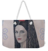 Elena Weekender Tote Bag