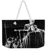 Elijah Muhammad (1897-1975) Weekender Tote Bag