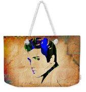 Elvis Presly Wall Art Weekender Tote Bag