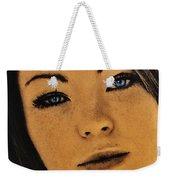 Emma Weekender Tote Bag
