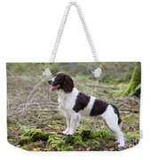 English Springer Spaniel Dog Weekender Tote Bag