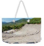 Epidaurus, Argolis, Peloponnese Weekender Tote Bag