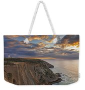 Espichel Cape Lighthouse Weekender Tote Bag