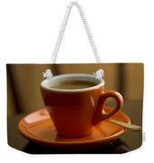 Espresso Weekender Tote Bag