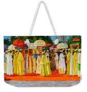 Ethiopian Epiphany Weekender Tote Bag
