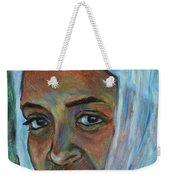 Ethiopian Lady Weekender Tote Bag