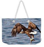 European Fishing Sea Eagle 4 Weekender Tote Bag