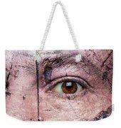 Eye On Environment Weekender Tote Bag