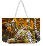 Fairground Carousel Weekender Tote Bag