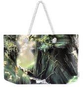 Fairy Glen Weekender Tote Bag