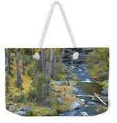 Fall River Weekender Tote Bag