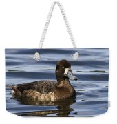Female Scaup Weekender Tote Bag