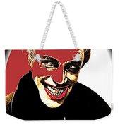 Film Homage Conrad Veidt The Man Who Laughs 1928-2013 Weekender Tote Bag