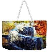 Finlay Park Fountain 3 Weekender Tote Bag