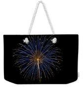 Fireworks Bursts Colors And Shapes Weekender Tote Bag