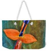 Floral Contentment Weekender Tote Bag