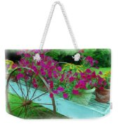 Flower Pot 2 Weekender Tote Bag