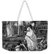 For Women Only Bw Weekender Tote Bag