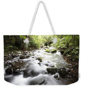 Forest Stream Weekender Tote Bag