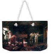 Foundry, 18th Century Weekender Tote Bag