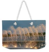 Fountain 1 Weekender Tote Bag