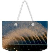 Fountain 2 Weekender Tote Bag