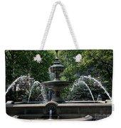 Fountain Weekender Tote Bag