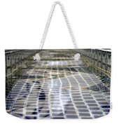 Fountain Water Weekender Tote Bag