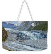 Fox Glacier Weekender Tote Bag