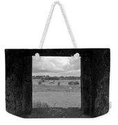 Framed Irish Landscape Weekender Tote Bag