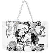 Franz Joseph Gall (1758-1828) Weekender Tote Bag