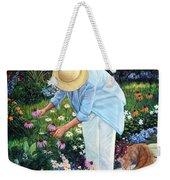 Gardener's Eden Weekender Tote Bag