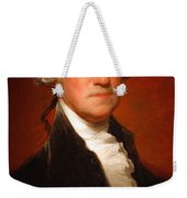 George Washington By Gilbert Stuart -- 2 Weekender Tote Bag