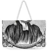 George Whitefield (1714-1770) Weekender Tote Bag