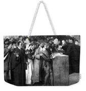 George Wishart (1513-1546) Weekender Tote Bag
