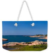 Georgian Bay Coastline Weekender Tote Bag