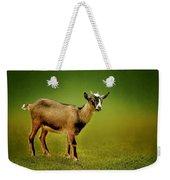Goat Weekender Tote Bag