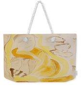 Golden Maiden Weekender Tote Bag