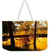 Golden Pond 3 Weekender Tote Bag