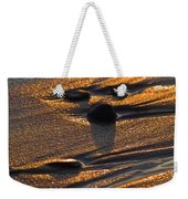 Golden Sand  Weekender Tote Bag