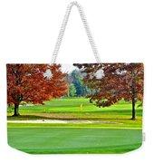 Golf Course Beauty Weekender Tote Bag