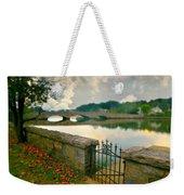 Gorham's Pond Weekender Tote Bag