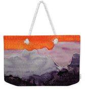 Grand Canyon Original Painting Weekender Tote Bag