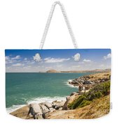 Granite Island Weekender Tote Bag