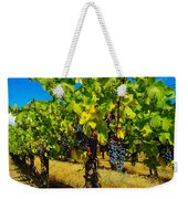 Grapes On The Vine Weekender Tote Bag